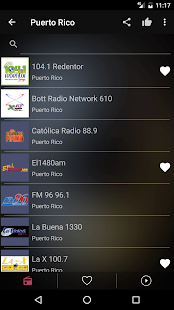 Puerto Rico Radio Stations- screenshot thumbnail