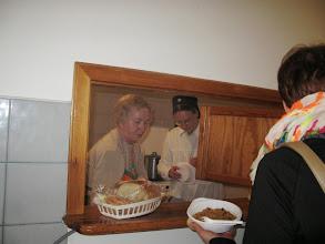 Photo: A w Domu św. Józefa czekał pyszny bigos