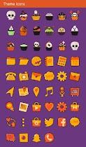 Halloween Cupcakes  Theme - screenshot thumbnail 04