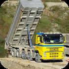 Dump Truck Driver Simulator 3D icon