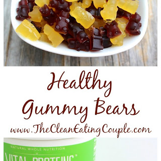 Healthy Gummy Bears.