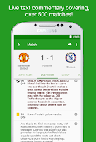 Screenshot of Soccer Scores - FotMob