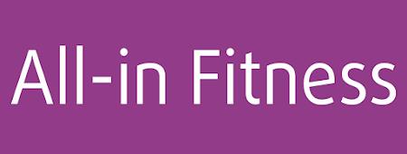 All-in Fitness Izegem logo