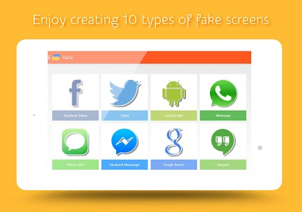 Yazzy (Fake Conversations) Apk  Download For Android 7