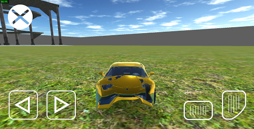 Beam Damage Engine screenshot