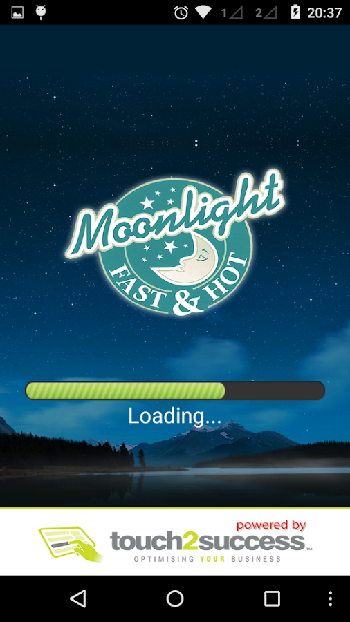 Moonlight- screenshot