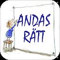 Andas Rätt - ny app kommer icon