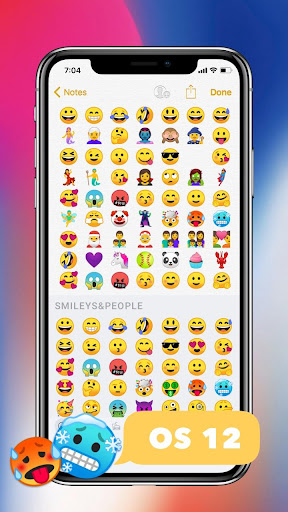 Download Emoji phone X for Android MOD APK 3