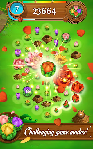 Blossom Blast Saga screenshot 14