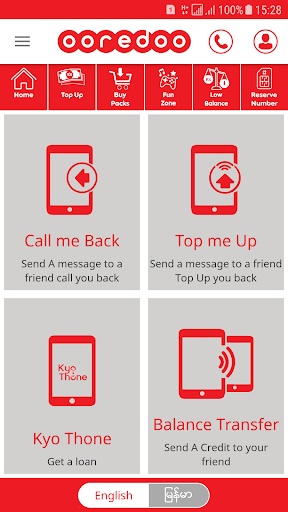 My Ooredoo 5.2.9 screenshots 4