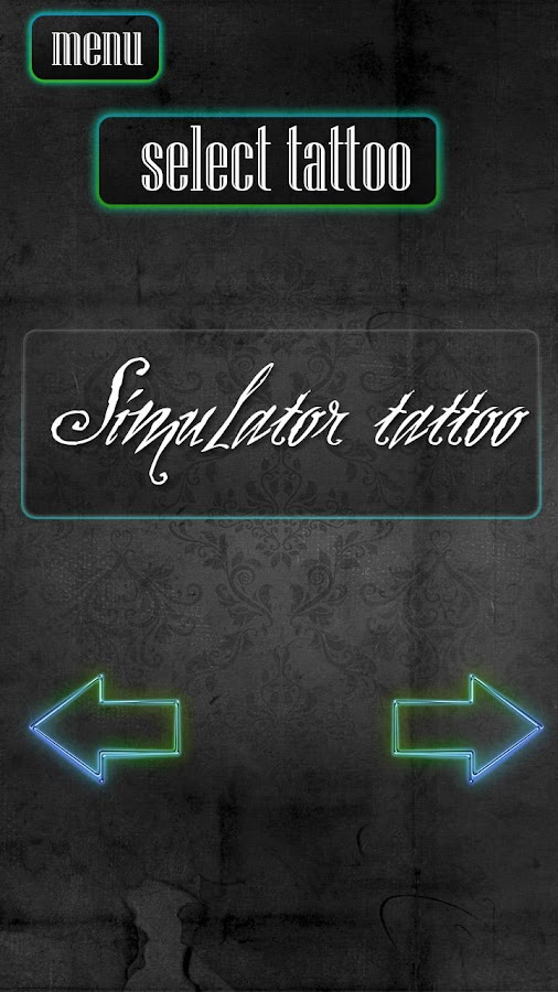 Tattoo Font Photo Simulator Android Apps On Google Play