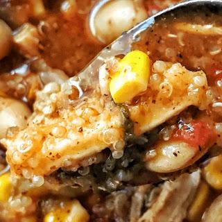 Crock Pot Chicken Tortilla Soup Recipe