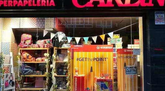 Material escolar con marcas de primera calidad y precios competitivos en Carlin