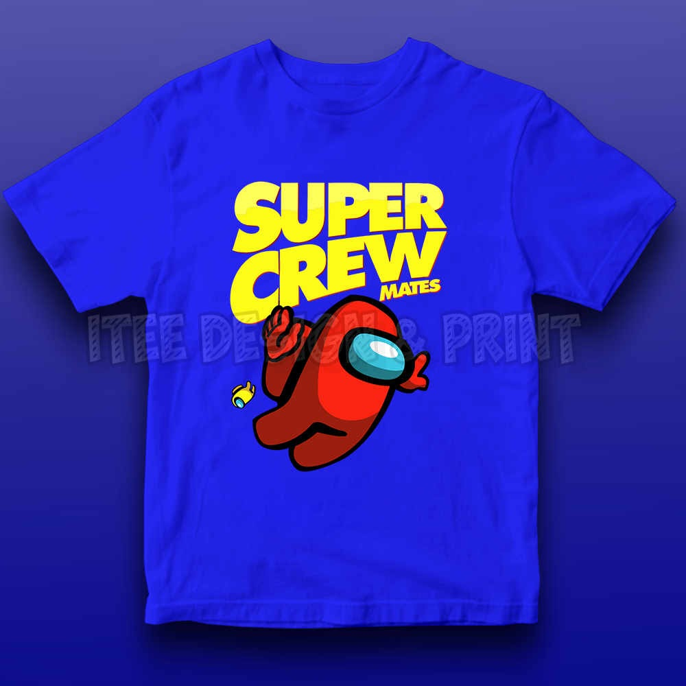 Super Crewmates Among Us Impostor 19