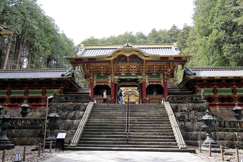 Taiyuinbyo - Nikko, Japonia