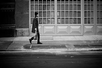 Photo: Out shooting with +Simon Garnier and +Kurt Rogers  New York City www.leannestaples.com #streetphotography