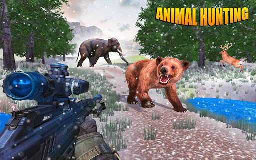 Wild Animal Hunt 2020 screenshot 5
