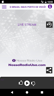 Nossa Radio USA- screenshot thumbnail