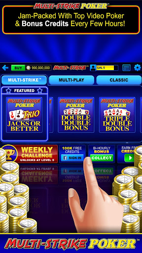 Multi-Strike Poker™ | #1 Free Video Poker