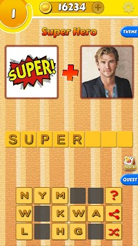 Just 2 Pics 1 Word - Fun Guess Words