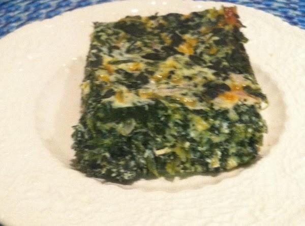 Spinach Lovers Delight Recipe