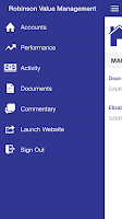 Screenshot of Robinson Value Management