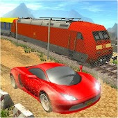 Car Vs Train: High Speed Racing Game Android APK Download Free By PinPrick Gamers