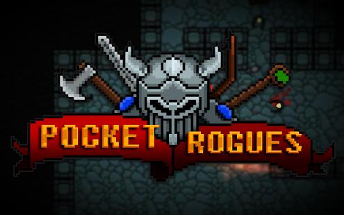 Pocket Rogues 1.10 MOD APK (Unlimited Money)