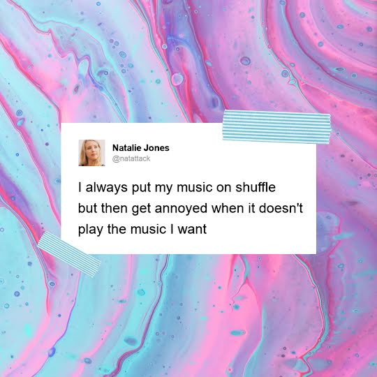 The Music I Want - Instagram Post Template