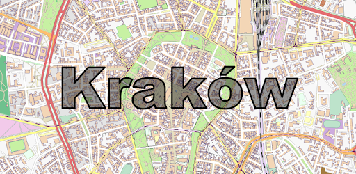 Krakw Offline City Map Apps on Google Play