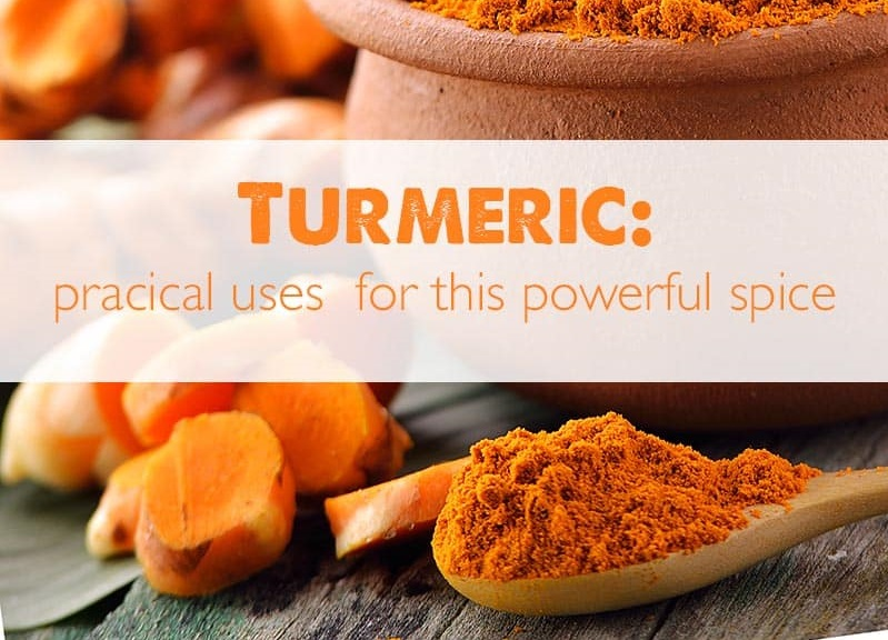 Turmeric: 12 Practical Uses for this Powerful Spice