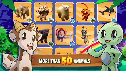 Zoo Evolution: Animal Saga Screenshot