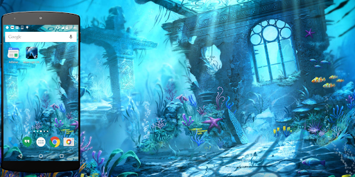 水下世界 LWP