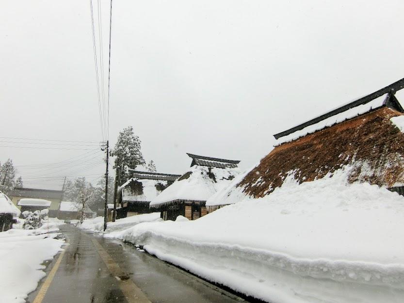 荻ノ島集落