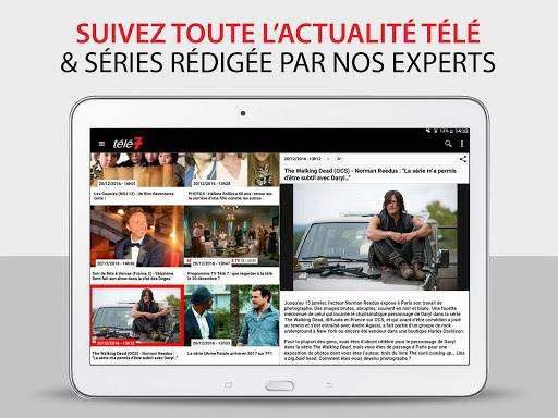 Télé 7 – Programme TV & Replay screenshot 14