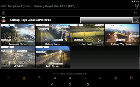Cameras Singapore - Traffic 5.9.7 screenshot 1264668