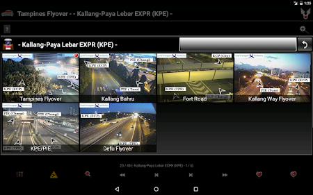 Cameras Singapore - Traffic 5.9.7 screenshot 1264668