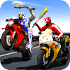 Bike Attack Race : Highway Tricky Stunt Rider APK Icon