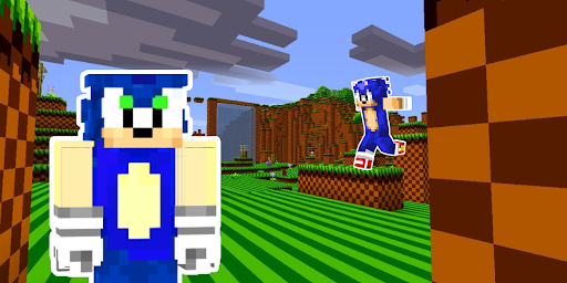 Sonic Skins for Minecraft cheat hacks