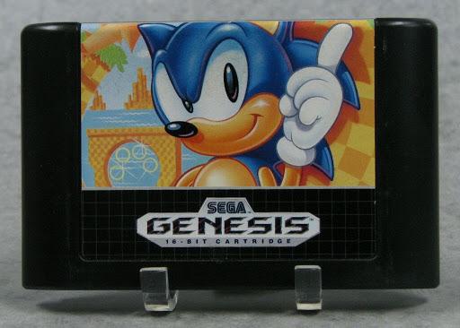 Video Game Sega Genesis Sonic The Hedgehog Sega Google Arts Culture