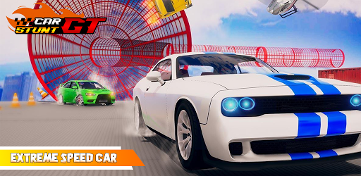 Car Stunt 3D Racing: Mega Ramps filehippodl screenshot 1