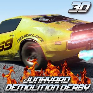 Junkyard Demolition Derby for PC and MAC