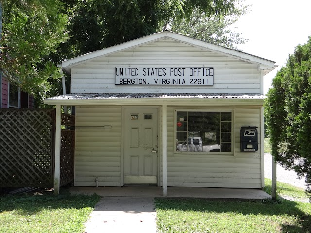 Bergton, VA post office
