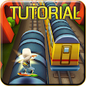 Tutorial For Subway Surfers icon