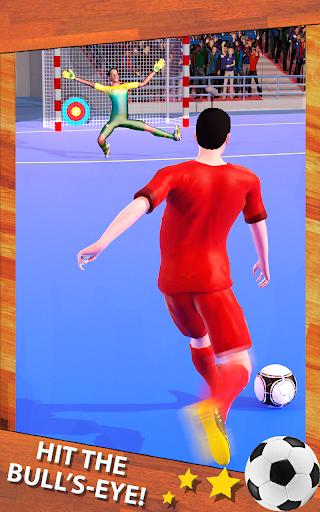 Shoot Goal  Football de Futsal captures d'u00e9cran 2