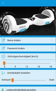 Sonic smart hoverboard - náhled