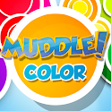 Muddle! Color icon
