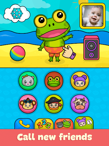 Baby phone - games for kids 1.45 screenshots 9