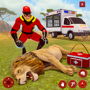Light Speed Robot Hero Animal Rescue Mission