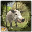 3D Wild Boar Hunter Simulator